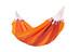 La Siesta Orquidea Hængekøje orange/rød